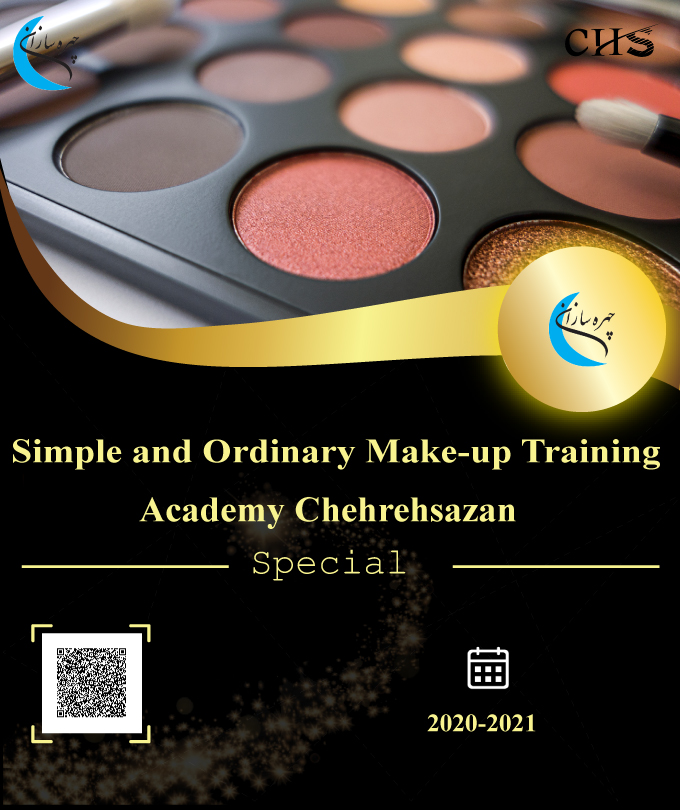 Makeup training course, make-up training, make-up training certificate, make-up certificate