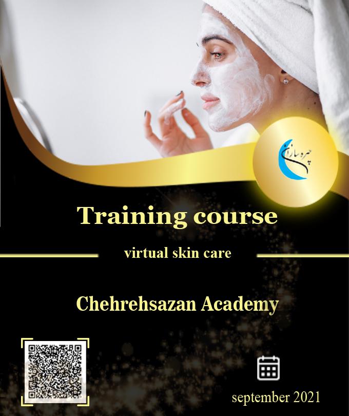 virtual skin care training course