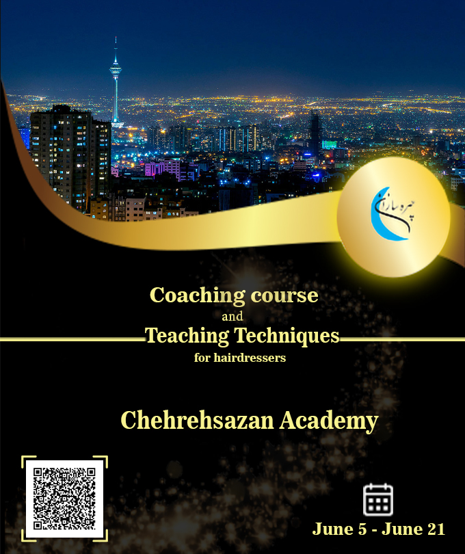Coaching course and Teaching Techniques for hairdressers