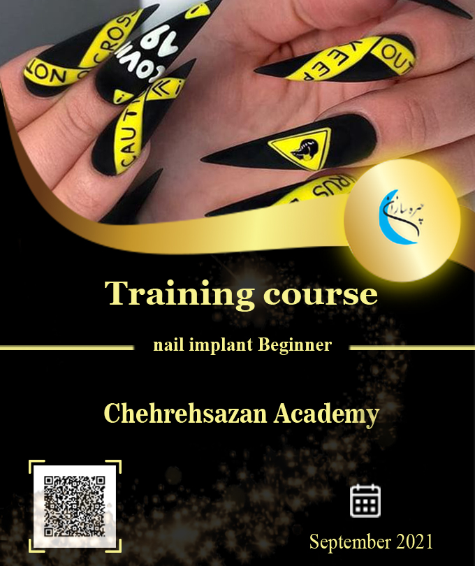 Course training implant nail beginner