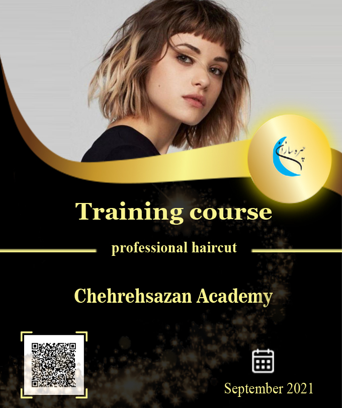 Professional haircut training course