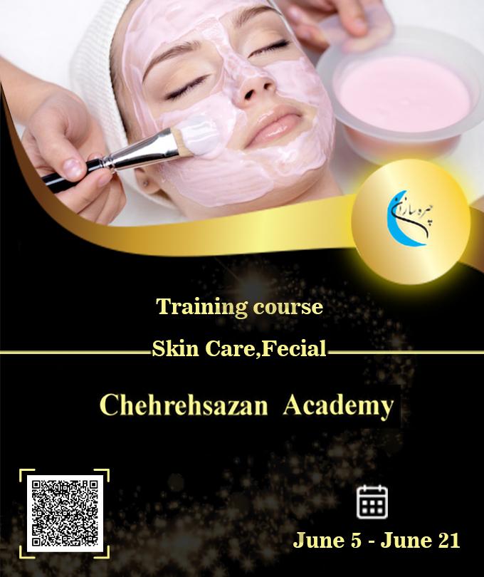 Skin Care,Fecial training course