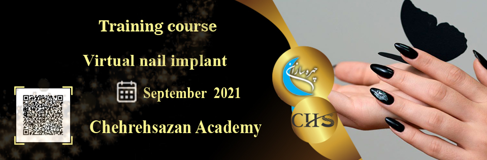 Russian and peach nail implant training course, Russian and peach nail implant course, Russian and peach nail implant training course certificate, Russian and peach nail implant training certificate