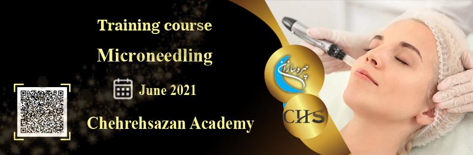 Microneedling training course, Microneedling training, virtual Microneedling course, Microneedling training course certificate, professional Microneedling training technical certificate, Microneedling training video