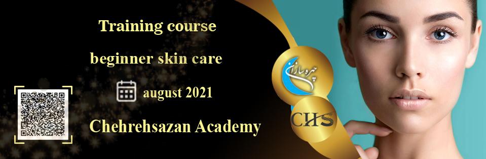 Skin care training course, Skin care training, virtual Skin care course, Skin care training course certificate, professional Skin care training technical certificate, Skin care training video