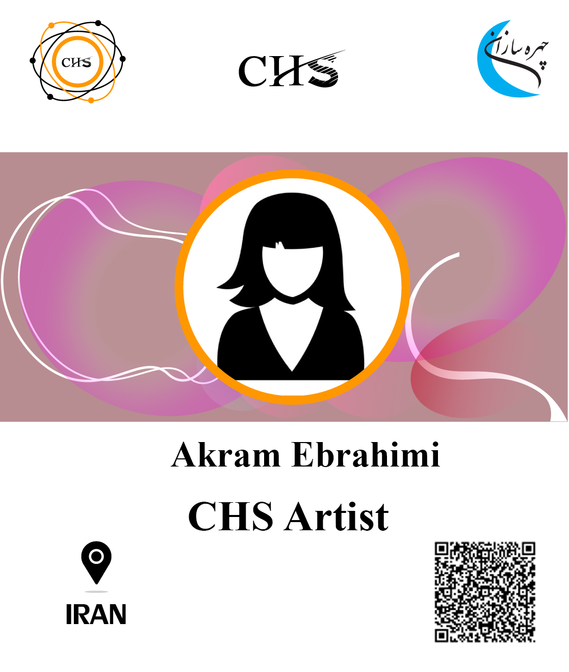 Akram Ebrahimi, Nail implants training certificate, Nail implants, Nail implants certificate, Nail implants training, Nail implants training Akram Ebrahimi , Nail implants certificate Akram Ebrahimi
