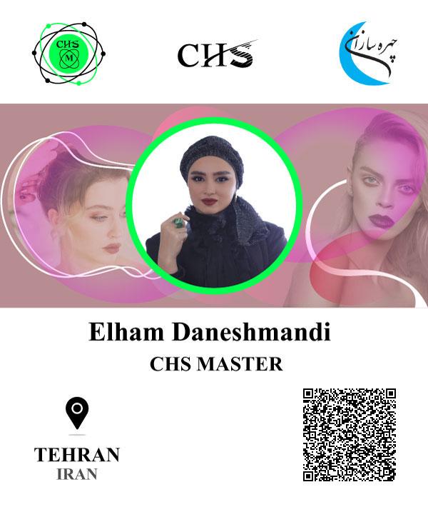 Shinion Hair Elham Daneshmandi,Elham Daneshmandi,Shinion Hair