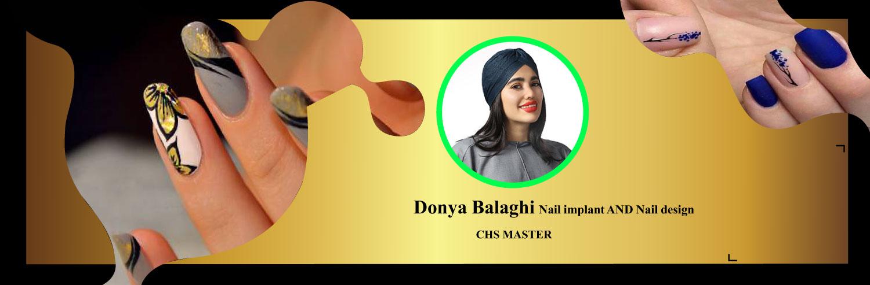 Implant and Design Nail,Implant and Design Nail Donya Balaghi,Donya Balaghi